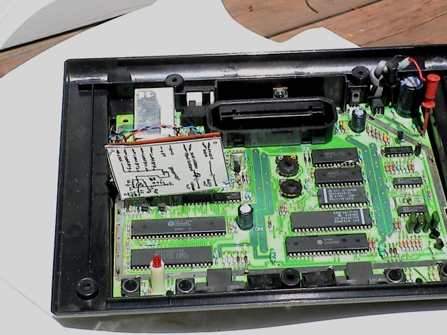construction of the atari 7800 video modification rh saundby com
