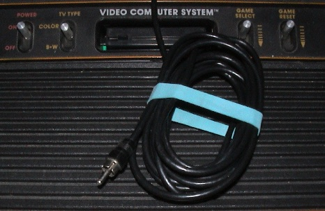 Atari 2600 Video Output Cable