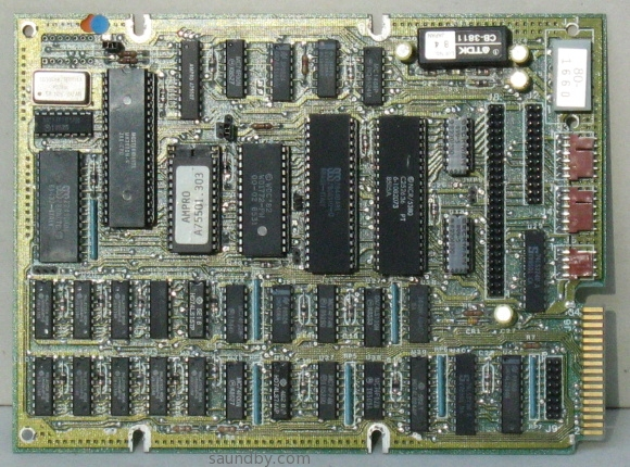 Ampro Little Board Plus Printed Circuit Board