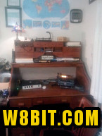 Amateur Radio with W8BIT.